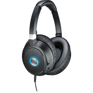 Audio-Technica QuietPoint Active Noise-Cancelling Headphones