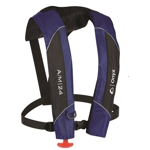 Onyx Outdoor A/M-24 Automatic/Manual Inflatable Life Jacket