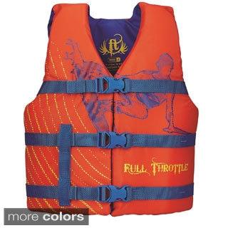 Full Throttle Youth Character Vest