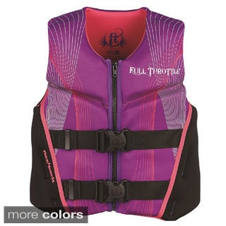 Full Throttle Child Hinged Rapid-Dry Flex-Back