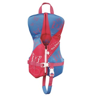 Full Throttle Infant Hinged Rapid-Dry Flex-Back Vest