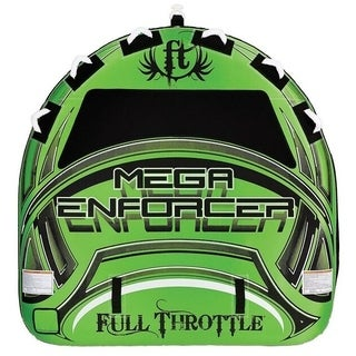 "Full Throttle Enforcer 60"" D-Shaped Tube"