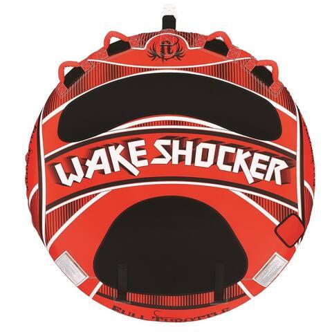 Full Throttle Wake Shocker, Two Person Tube
