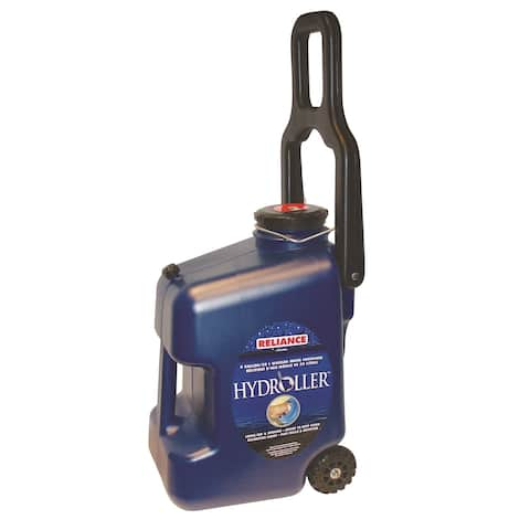 Reliance Hydroller Wheeled Water Container, 8 Gallon