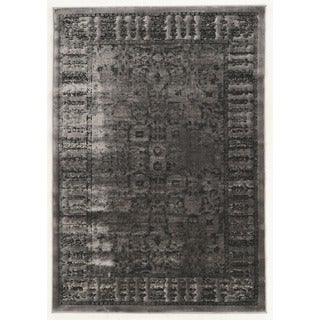 Linon Platinum Collection Isphanan Persian Modified Polyester Area Rug
