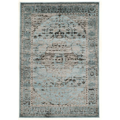 Linon Platinum Collection Heriz Persian Modified Polyester Area Rug