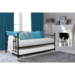 DHP Manila Twin Daybed and Trundle Set