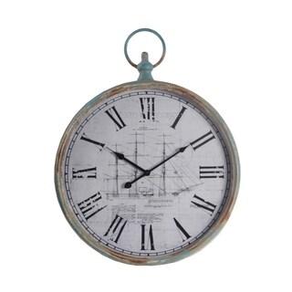 Privilege Sail Vintage Wall Clock