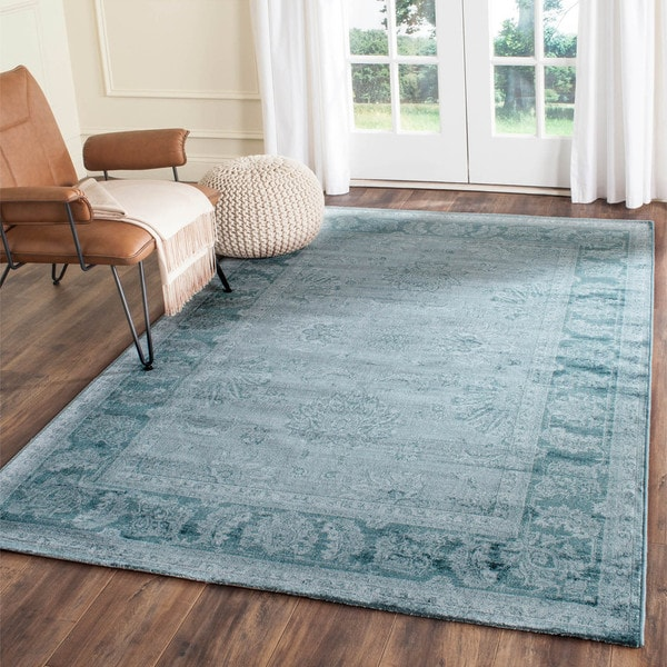 Light Blue Living Room Rugs Zion Star