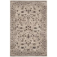 Safavieh Serenity Cream/ Brown Rug - 8'6 x 12'
