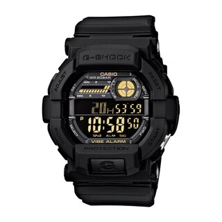 Casio Men's 'G-Shock' Digital Black Resin Watch