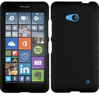 Insten Hard Snap-on Rubberized Matte Phone Case Cover For Microsoft Lumia 640 Circket