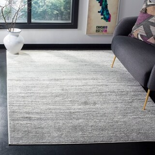 Safavieh Adirondack Vintage Ombre Ivory / Silver Rug (6' x 9')