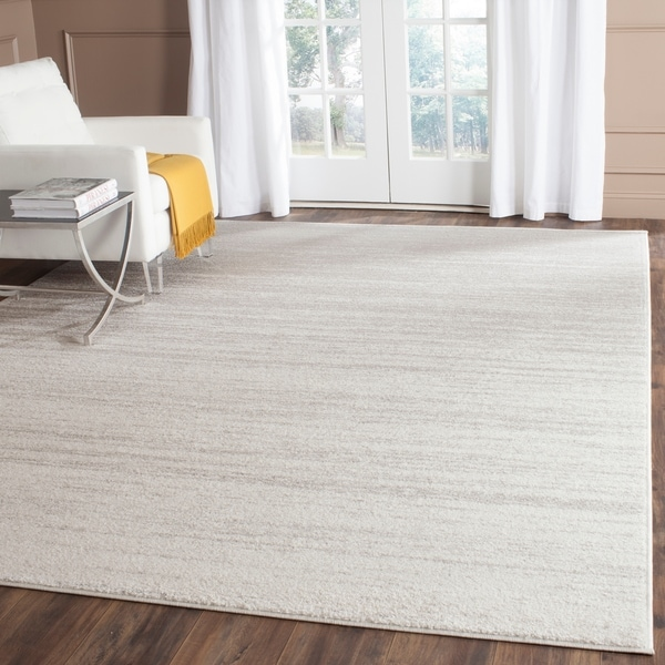 Safavieh Adirondack Vintage Ombre Ivory / Silver Rug - 9' x 12'