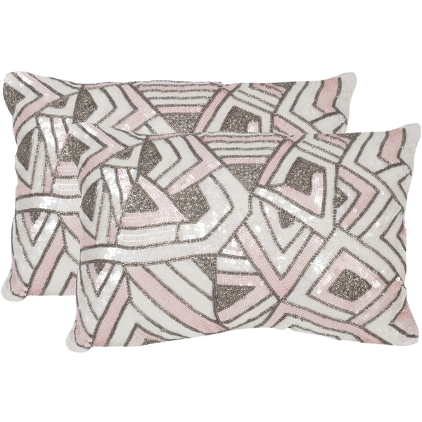buy throw from blush in bath beige pink beyond oblong pillow pale safavieh pillows bed