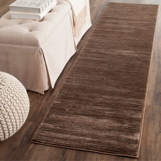Safavieh Vision Contemporary Tonal Brown Area Rug (2' 2 x 8')