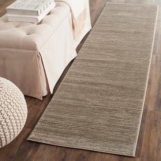 Safavieh Vision Contemporary Tonal Light Brown Area Rug (2' 2 x 8')