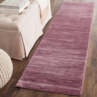 Safavieh Vision Purplish Pink Area Rug (2'2 x 8')