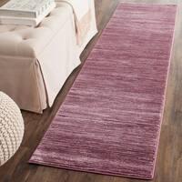 Safavieh Vision Contemporary Tonal Purple/ Pink Area Rug - 2'2 x 8'