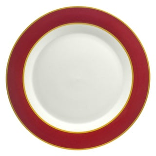 Xena Ruby Dinner Plates (Set of 4)
