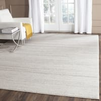 Safavieh Adirondack Vintage Ombre Ivory / Silver Rug - 6' x 6' Square