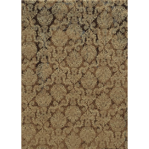 Bennington Collection Beige Rizzy Home Power-Loomed Accent Rug (3'3 x 5'3) - 3'3 x 5'3