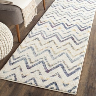 Safavieh Evoke Cream/ Gold Rug (2'3 x 8')