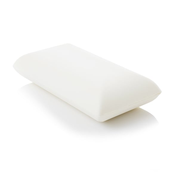 Z by Malouf Dough Memory Foam Pillow with Luxurious Velour Cover