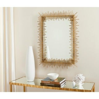 Gold Rectangular Mirrors Shop The Best Deals For May 2017