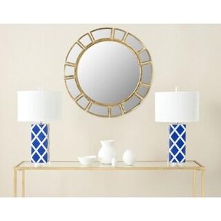 Safavieh Deco Antique Gold 30-inch Sunburst Mirror
