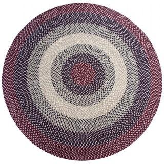 Woodbridge Braided Wool Rug by Better Trends - 6'
