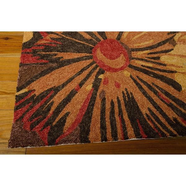 Multicolor Indoor Outdoor Rug