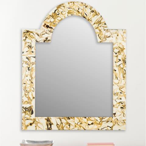 "Safavieh Antibes Arched Multi 30-inch Decorative Mirror - 24"" x 30"" x 0.8"""