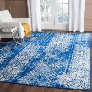 Safavieh Adirondack Silver/ Blue Rug (8' x 10')