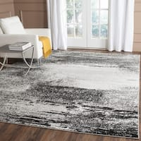 Safavieh Adirondack Modern Abstract Silver/ Multicolored Rug - 8' x 10'