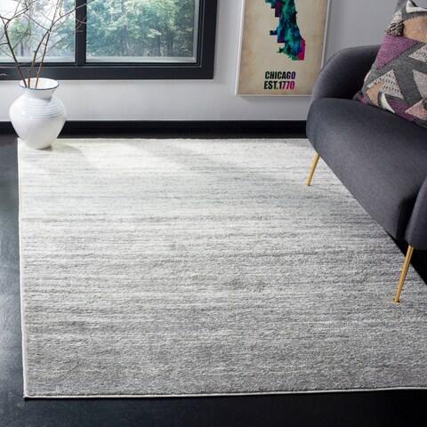 Safavieh Adirondack Vera Ombre Ivory / Silver Rug - 8' x 10'