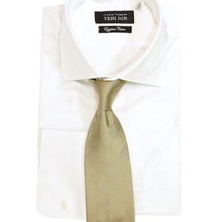 Teri Jon Pour Monsieur Men's 'Roadster' Champagne Tie