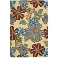 Rug Squared Melbourne Indoor/Outdoor Sand Rug - 8' x 10'6