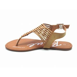 Blue Women's Cormelo Faux Leather Sandals