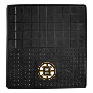 Fanmats Boston Bruins Black Vinyl Heavy Duty Cargo Mat