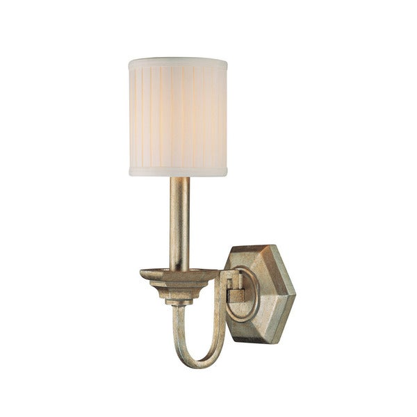 Capital Lighting Fifth Avenue Collection 1 Light Winter Gold Wall Sconce