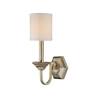 Capital Lighting Fifth Avenue Collection 1-light Winter Gold Wall Sconce