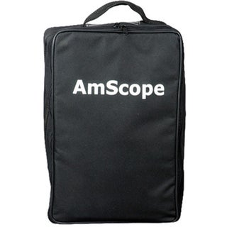 Microscope Vinyl Carrying Bag Case (medium)