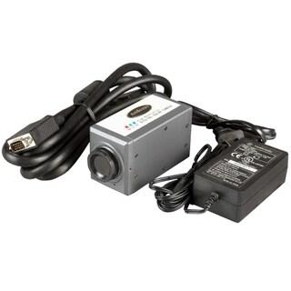 Ccd Microscope Vga Video Camera For Digital Tv (lcd) or Pc Monitor
