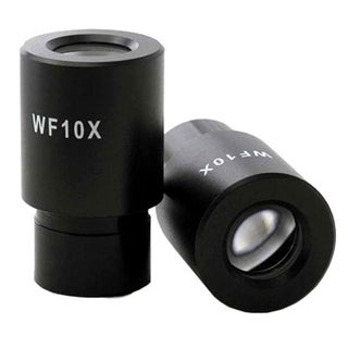 Pair of Wf10x Microscope Eyepieces (23mm)