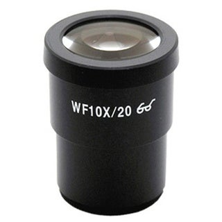 Super Widefield 10x Microscope Eyepiece with Reticle (30mm)