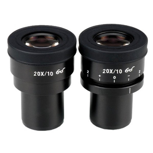 Pair of Focusable Extreme Widefield 20x Eyepieces (30mm)