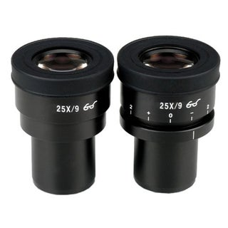 Pair of Focusable Extreme Widefield 25x Eyepieces (30mm)