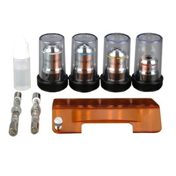 Epi Fluorescence Microscopy Kit For Compound Microscopes