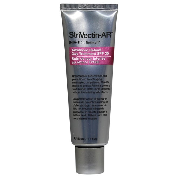 StriVectin Advanced 1.7-ounce Retinol Day Treatment with Broad Spectrum SPF 30. Opens flyout.